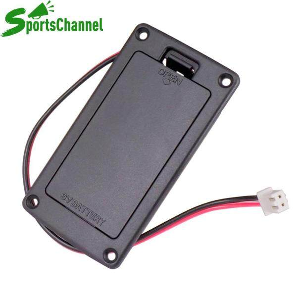 9V Battery Holder Case Box Cover for Guitar Active Pickup Connector Parts Malaysia