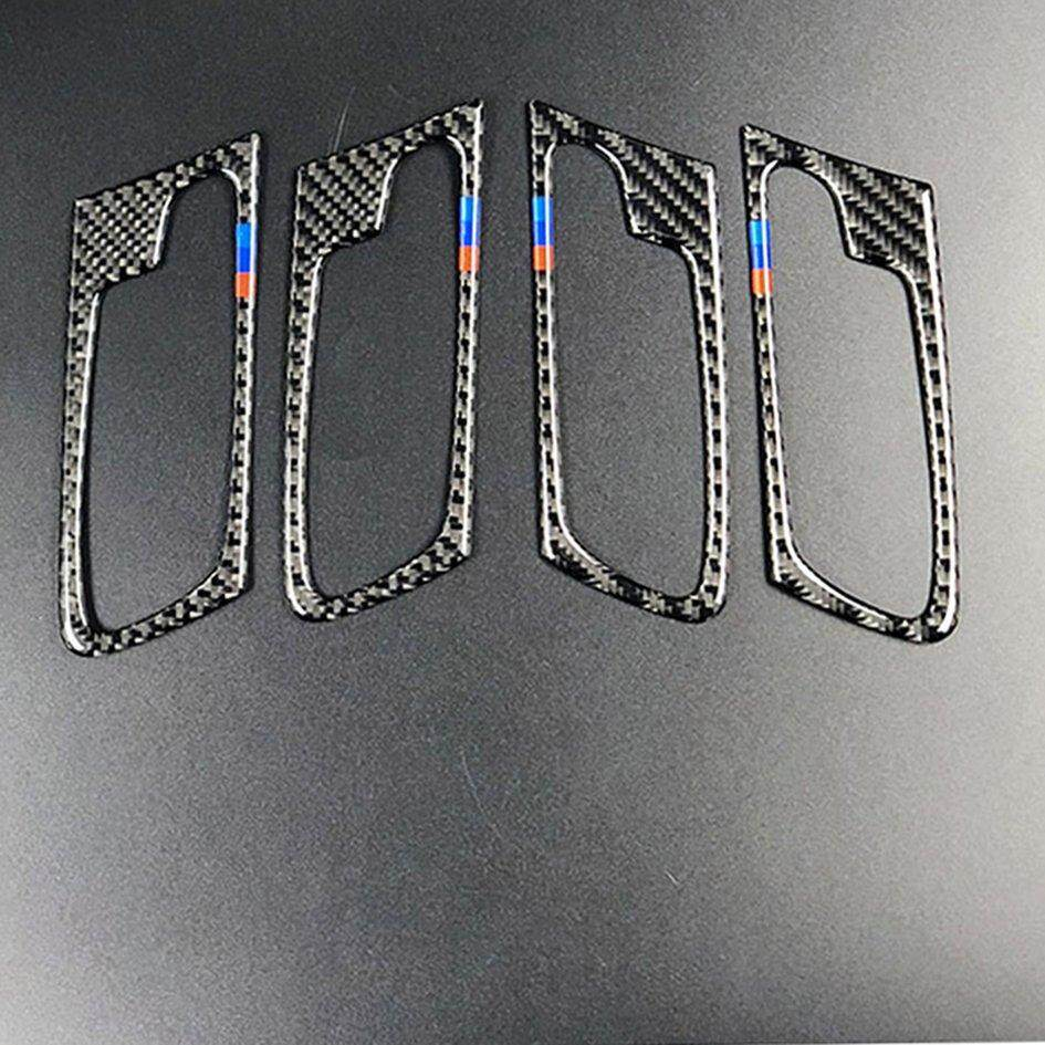 Top Seller Serat Karbon Pegangan Pegangan Pintu Bingkai Untuk Bmw E70/old X5x6/e71 By Gearray.