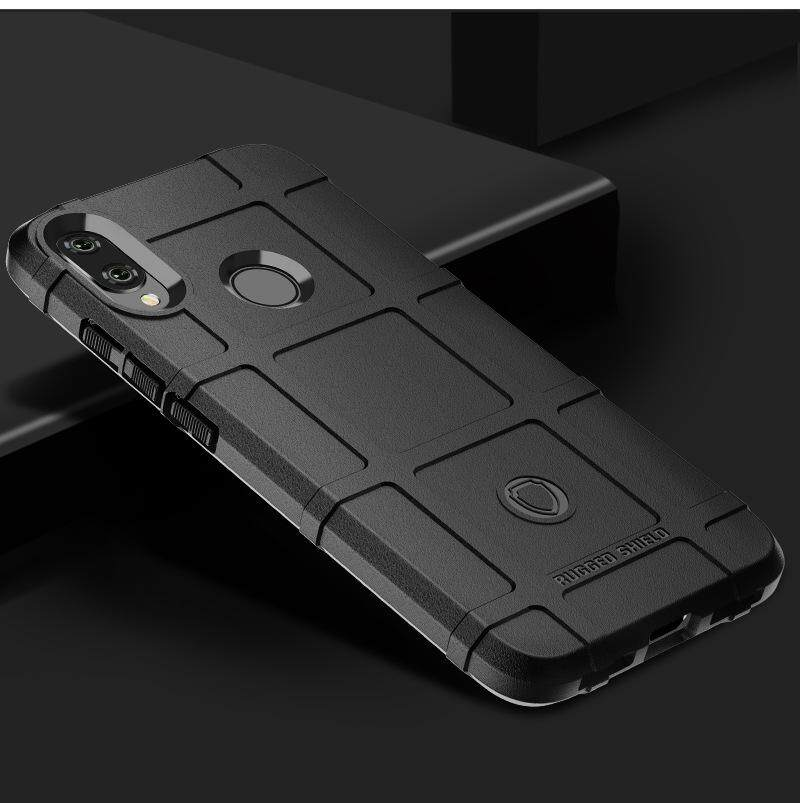 Tactical anti-fall new mobile phone case cover for Xiaomi Redmi Note 7