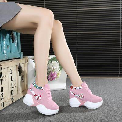 fee6a2910377 2019 Spring And Autumn New Style Thick Bottomed Women s Shoes Super High  Heels 10 Centimeter Platform