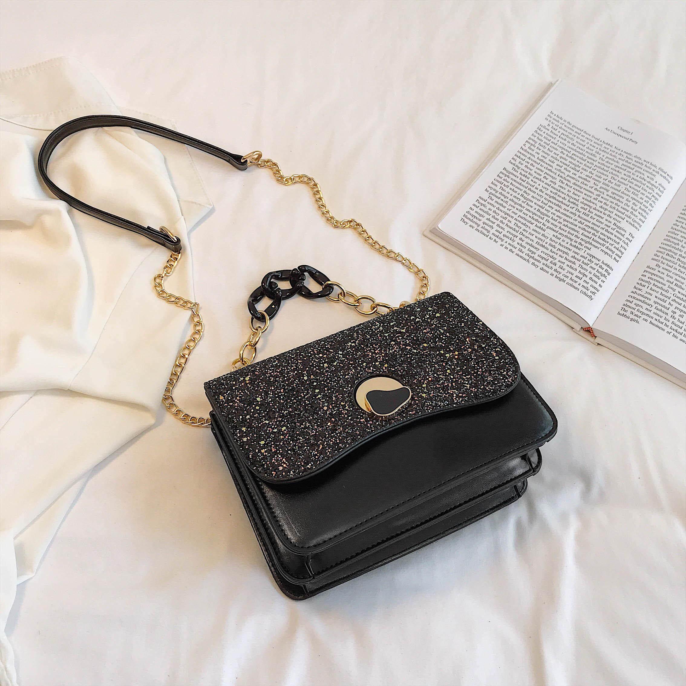 53f9c16f66d ZOQI New Fashion Women Messenger bags Cute Wild Version Of The Slung  Shoulder Small Square Bag Trend Mini Women Handbags Bag