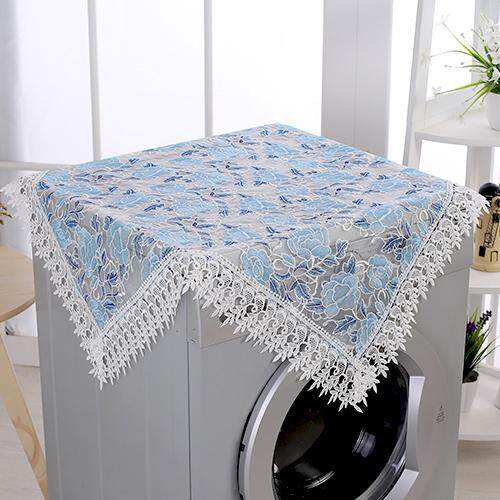 Roller Washing Machine Cover On The Cover Haier Midea European Style Waterproof Sun-Resistant Gable Top Loading Universal Fabric Gai Jin.