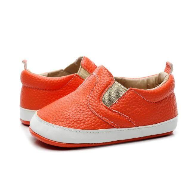 Ulyssecal Nam Và Nữ Bé Đàn Hồi Miệng Giày Đế Mềm Giày Cho Trẻ Mới Biết Đi Giày Em Bé Phim Hoạt Hình Trẻ Em Giày Em Bé Cho Bé Trai Bé Gái Thời Trang Đang Giảm Giá Màu Xám giá rẻ
