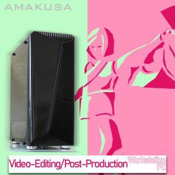 Workstation PC] AMAKUSA Pre-build System Maisha Lv 1 Video Editing