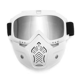 Kính Trượt Tuyết Chống Nắng Trượt Ván Chống Gió Cổ Điển Kính Bảo Hộ Đi Xe Máy Cho Masque Kính Đua Xe Mô Tô Kính Mũ Bảo Hiểm Kính Mặt Nạ Mũ Bảo Hiểm Địa Hình Kính Bảo Hộ thumbnail