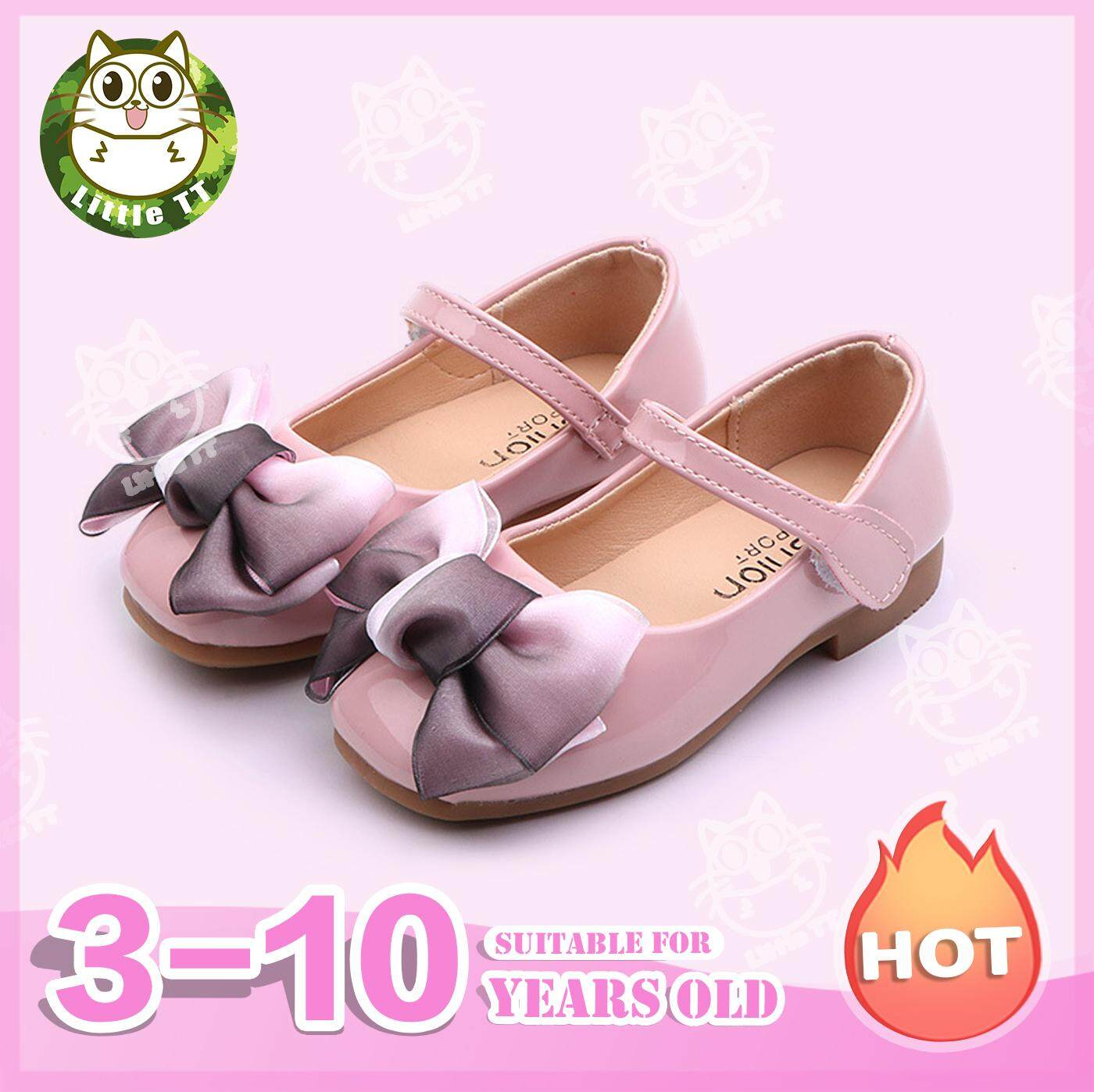 b447c321b7 Little TT Children Shoes Girls Princess Shoes 2019 Spring And Autumn  Versatile Shoes Students Sandals 3 4 5 6 7 8 9 10 Years Old