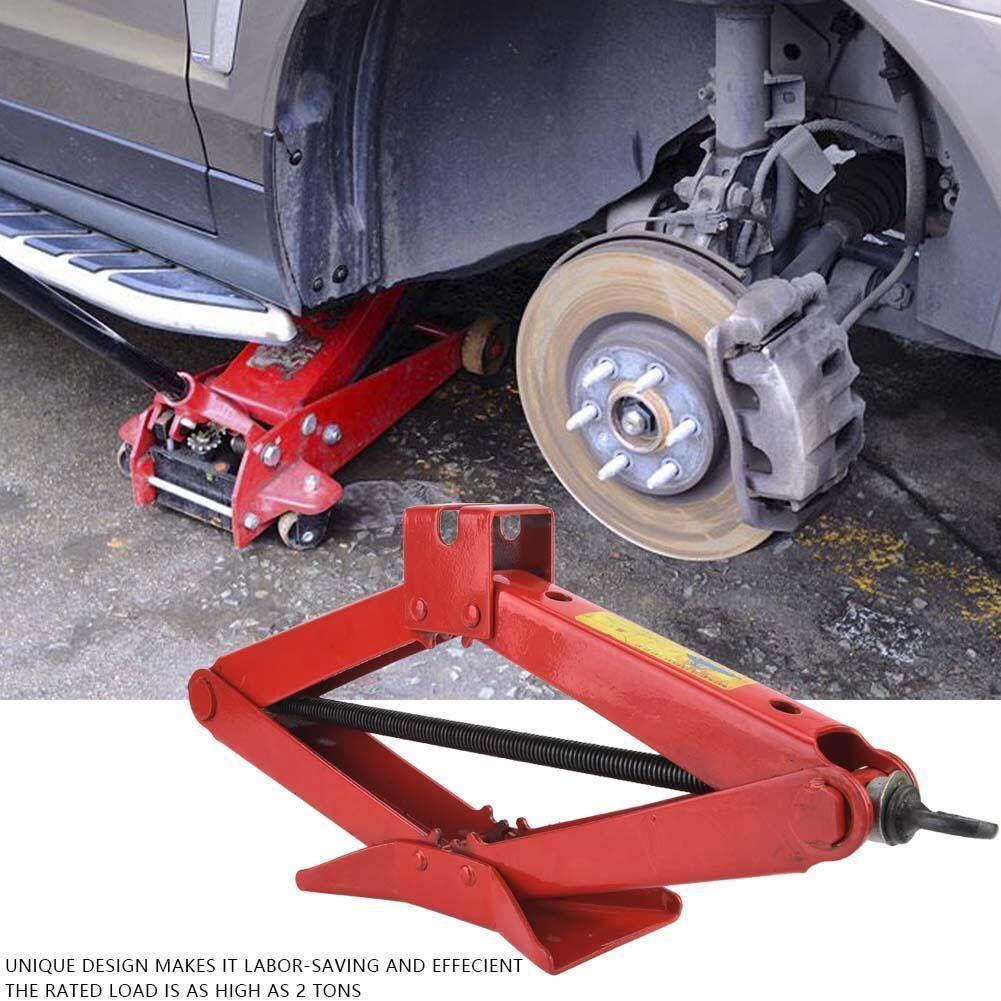 2 Tons Scissor Jack Heavy Duty Wind Up Car Lifter for Vehicle Van Scissor Jack,Car Lifter,2 Ton Scissor Jack,Premium Scissor Jack,Car Lifting Jack,