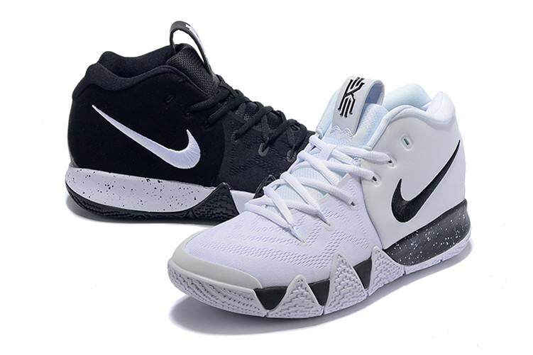 "e4829a88d9a Nike Official Kyrie Irving 4 Men s Basketaball Shoe Global Sales ""Confetti""  Size 40"