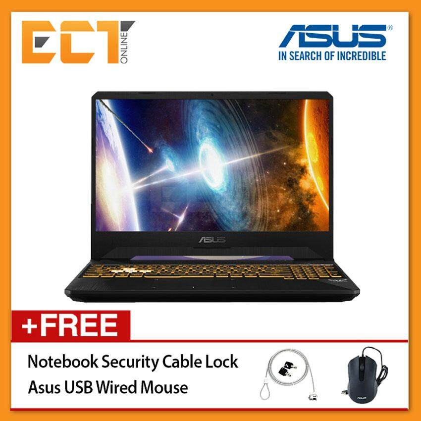 Asus TUF FX505G-EES241T Gaming Laptop (i7-8750H 4.10GHz,8GB,1TB+128GB,15.6 FHD,W10) Malaysia