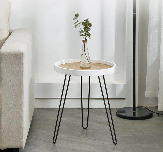 Nordic Simple Coffee Table Small Apartment Living Room Creative Multifunctional Sofa Side Coffee Table
