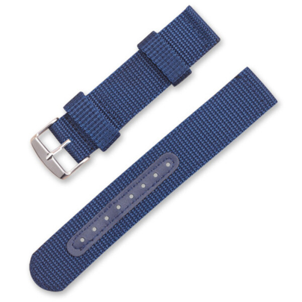 DB Simple Watch Band Solid Color Strap Nylon Mesh Watchbands 20mm 22mm 24mm Women Men Sport Watches Belt Accessories Malaysia