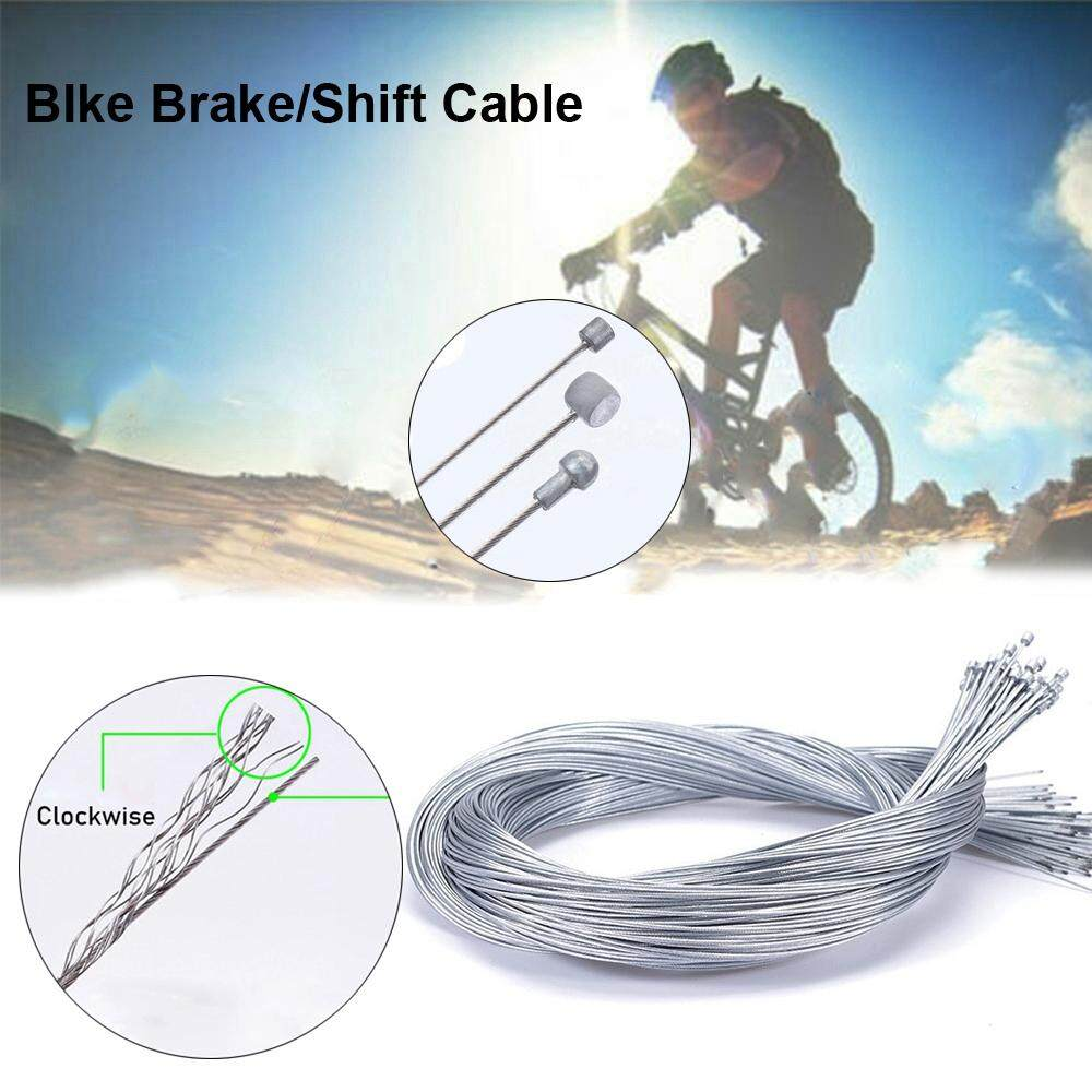 Bike Teflon Wire Core Front Rear Derailleur Brake Inner Shift Cable Line Shifter