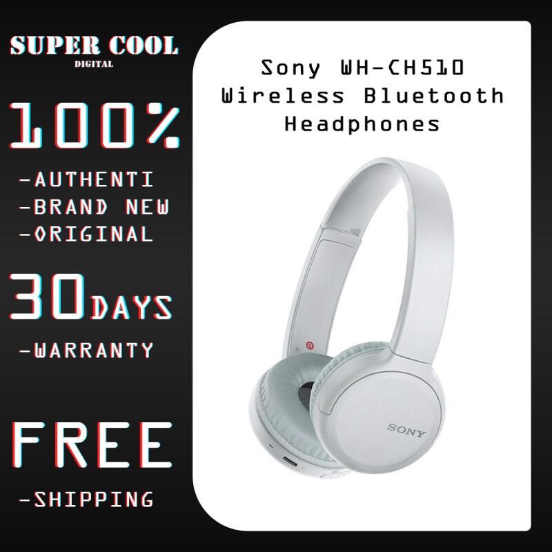 Sony WH-CH510 Wireless Bluetooth Headphones Singapore