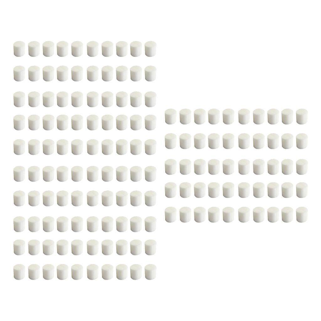 Blesiya 150 Pieces Transplanted Sponge Soilless Hydroponic Cultivation System 32mm