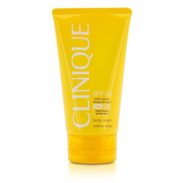 Buy CLINIQUE - Body Cream SPF 40 UVA/UVB 150ml/5oz Singapore