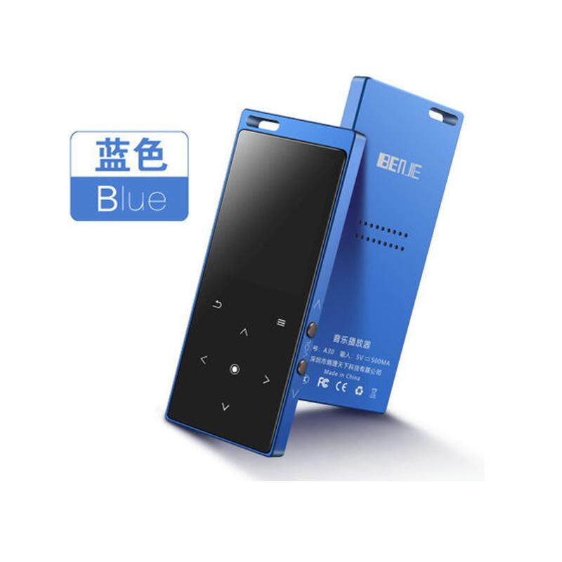Binjie M3 Tombol Sentuh Ultra Tipis Mp3 Music Player 1.8 Layar Warna Inci Losesless Sound Dengan Fm E-Book By Kisen.