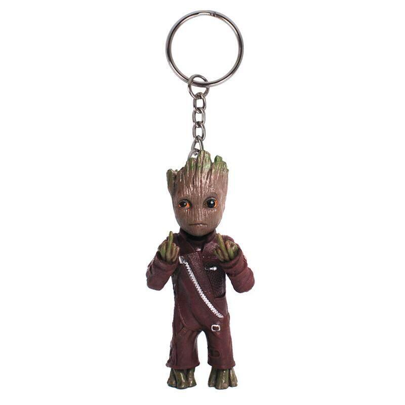 Người Giám Hộ Của Galaxy Bé Groot Nhân Vật Móc Khóa Đồ Chơi Dễ Thương Mẫu Dây Chuyền Chìa Khóa Đồ Chơi Quà Tặng Giáng Sinh Có Giá Cực Kỳ Tiết Kiệm