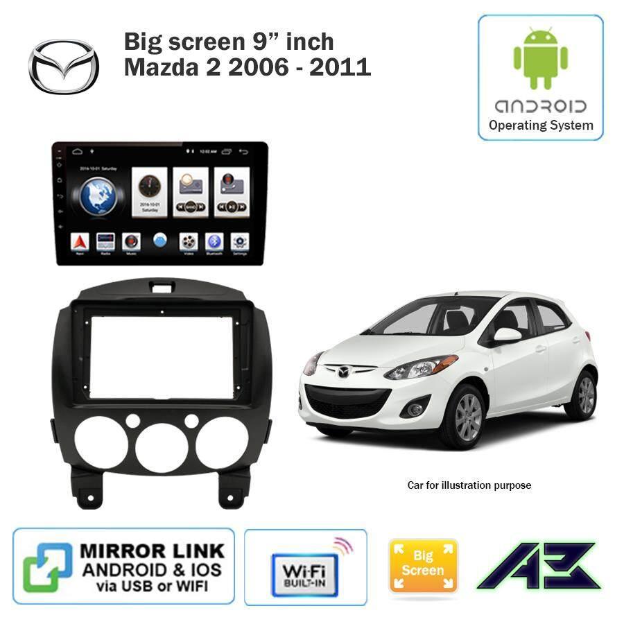 (Mazda) Dynavin Big Screen 9