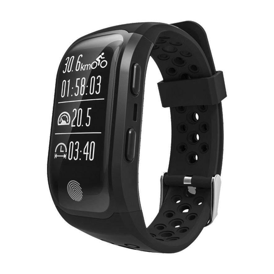 [flash Sale] S908 Professional Gps Sports Band Waterproof Ip68 Swimming Smart Bracelet By Good Good Shop.