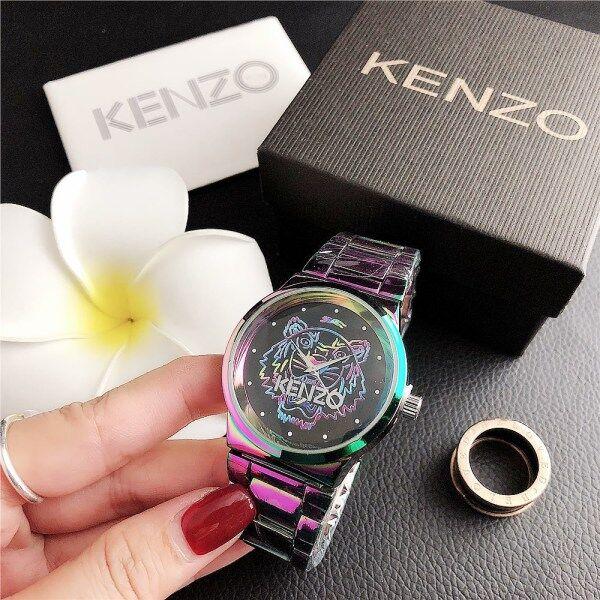 Kenzoˉ Quartz Watch Casual Luxury Women Watches Leisure Lion Wristwatch Malaysia