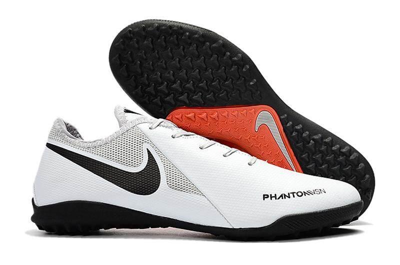 รองเท้าฟุตบอลสำหรับผู้ชายสำหรับผู้หญิงรองเท้าสนามในร่มการฝึกอบรม Cross - สีขาว By Worldmarket.