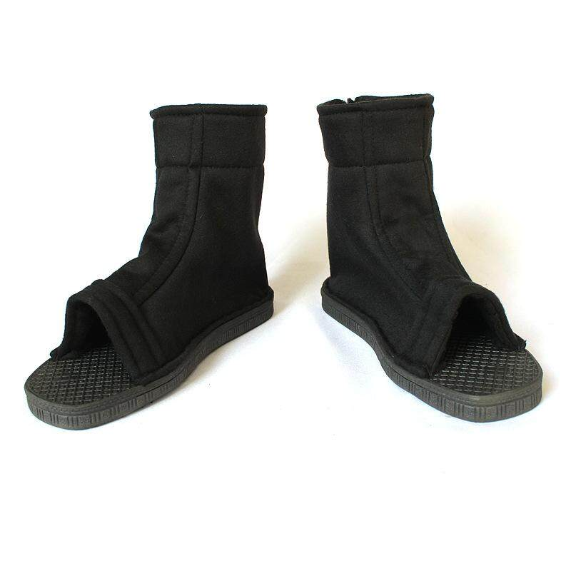 Naruto Cosplay Shoes Ninja Sandal Boots Costume Accessories 41