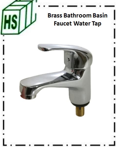 Brass Bathroom Basin Faucet Water Tap BA-17H