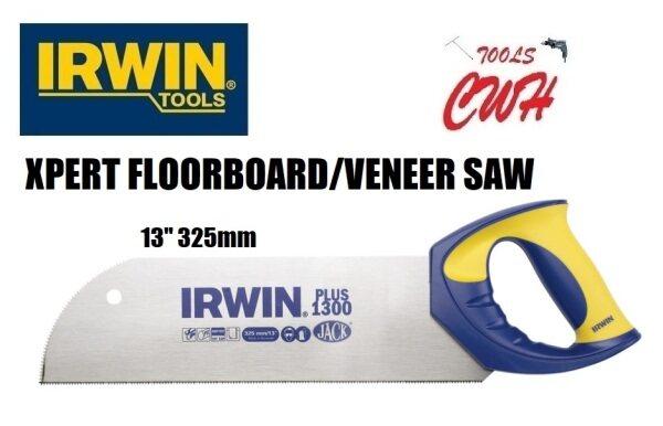 IRWIN XPERT FLOORBOARD/VENEER SAW 13  325mm SAWS HANDSAWS HANDSAW