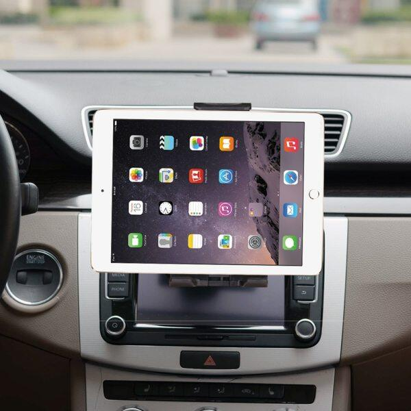 Giá Đỡ Máy Tính Bảng Và Máy Tính Thông Dụng 4-12 Inch Cho Xe Hơi Giá Đỡ Đĩa CD Trên Xe Hơi Giá Đỡ Máy Tính Bảng Và PC Cho iPad 2 3 4 5 6 Air 1 Và 2 Giá Đỡ Xe Hơi