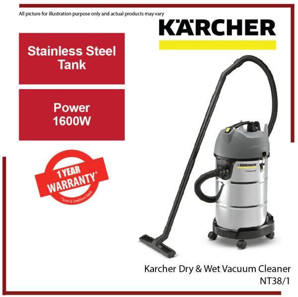 Karcher NT38/1 Dry & Wet Vacuum Cleaner