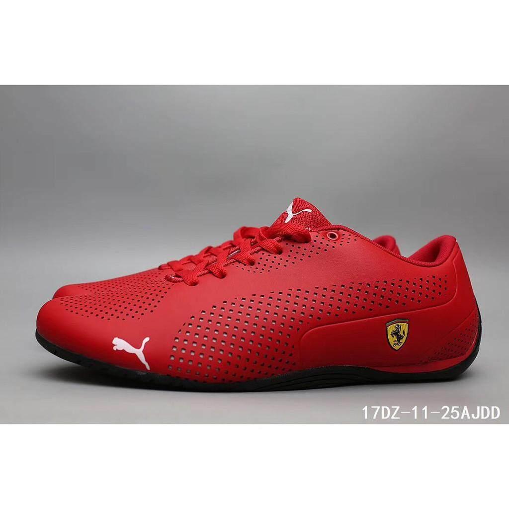 SLK ★ Authentic Puma Ferrari Racing Shoes Lelaki Kasut saiz 40-45