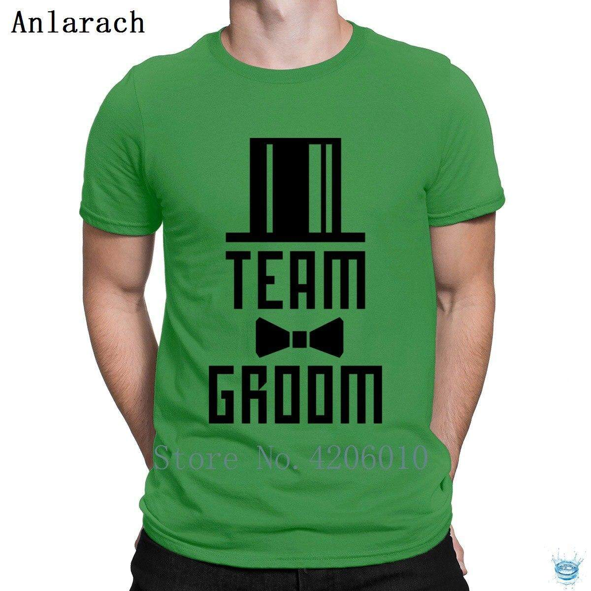 29656f9a3fd7b ChunG 14 Team Groom Bachelor Party Jga Cylinder Hut Bff Tshirt Graphic  Spring Autumn T Shirt For Men Customized Websites Pop Top Tee