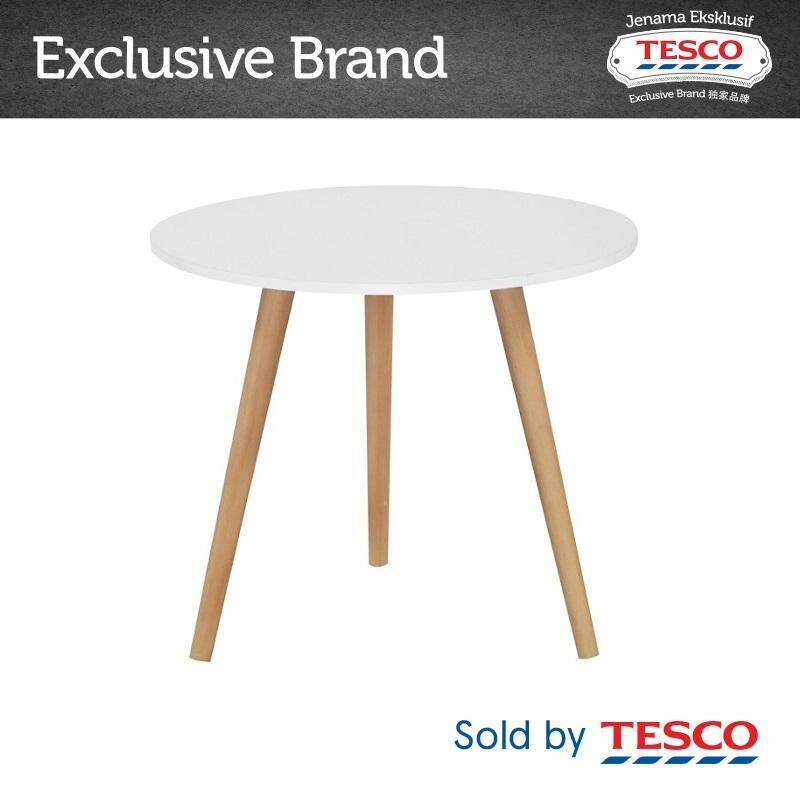 Tesco Round Coffee Table White