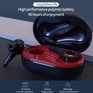 SUMLIFE H2 TWS Tai Nghe Không Dây, ANC Tai Nghe Bluetooth 5.0 Hoạt Động Thể Thao Chủ Động Khử Tiếng Ồn Stereo thumbnail