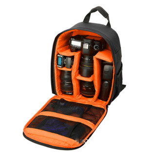Túi Đựng Máy Ảnh DSLR DSLR Chống Nước Đa Dạng Túi Đựng Ba Lô Cho Canon Nikon Sony thumbnail