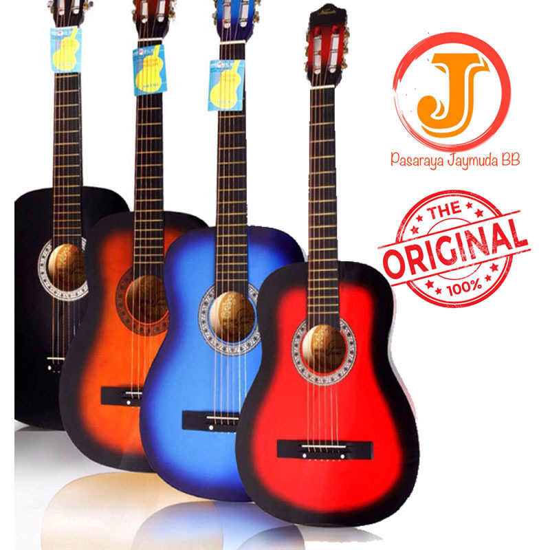 GUITAR KAPOK Normal Version 38 inch Ready Stock Fast Delivery 100% Original Malaysia