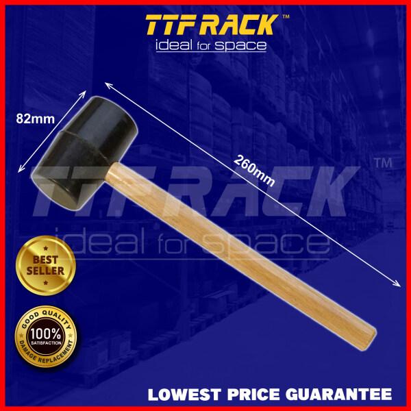 TTF@ [Ready Stock] Plastic Hammer for rack installation Tukul Plastik