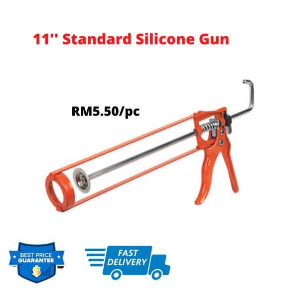 11 Inch Standard Caulking Gun For Pressing Inject Silicone Sealant (Malaysia)