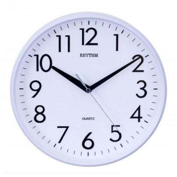 Rhythm Clock Quartz Wall Clock RTCMG716NR03 Malaysia