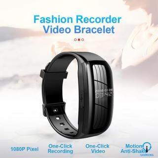 Giảm Video Recorder Thể Thao Mini Camera Đồng Hồ Thông Minh Tiếng Ồn Thể Thao Bút Bracelet HD Thông Minh Ghi Âm Chuyên Nghiệp thumbnail