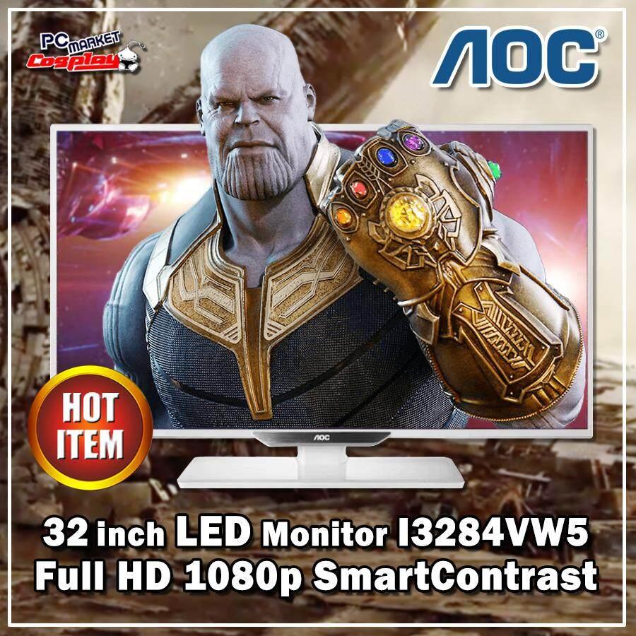 AOC I3284VW5 32 inch Full HD 1080p LED White Monitor (Refurbished) Malaysia