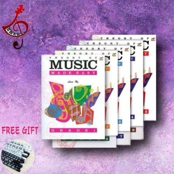 Theory of Music Made Easy. Grade 6 Malaysia