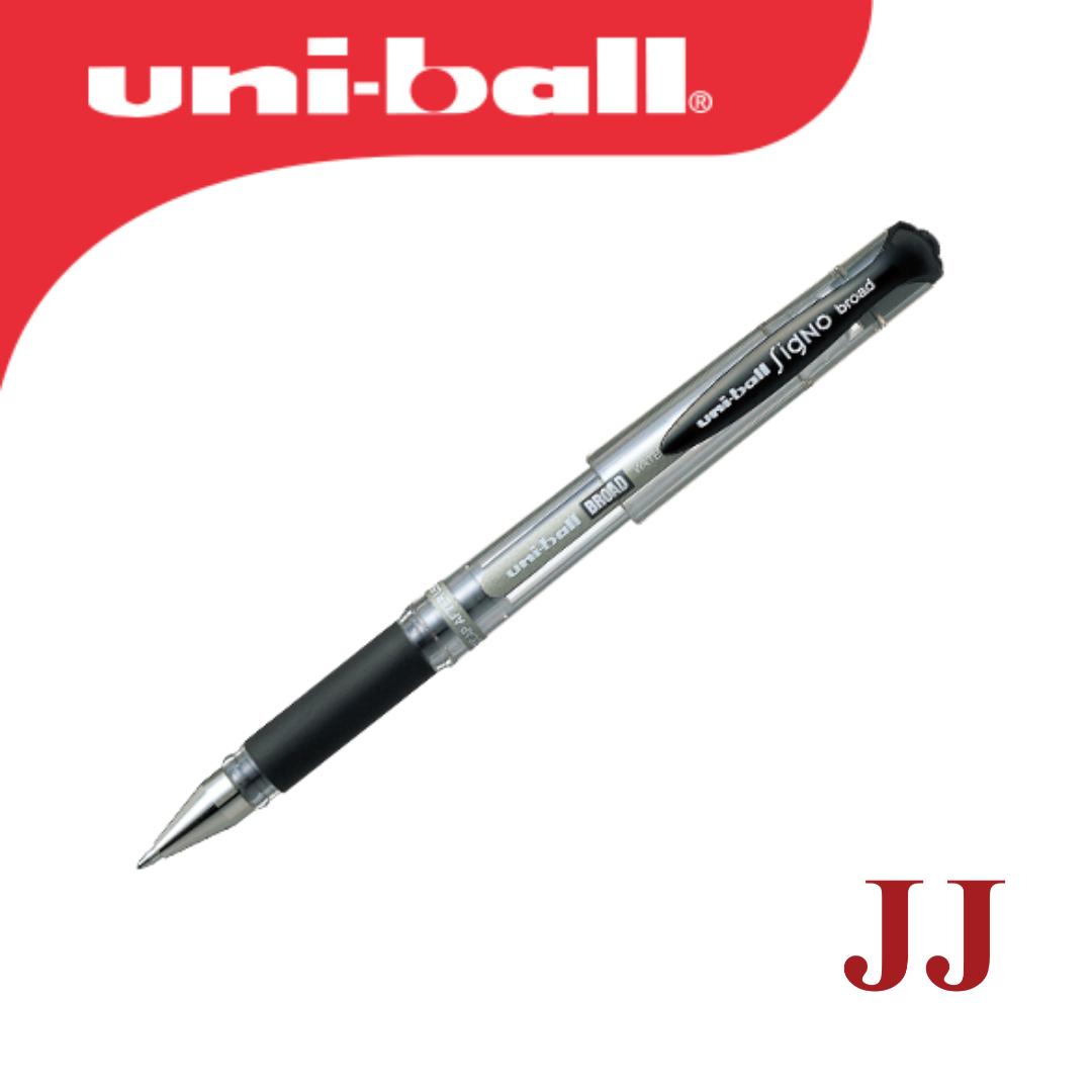 Uni-Ball UM-153 Signo Broad Gel Ink Rollerball Pen