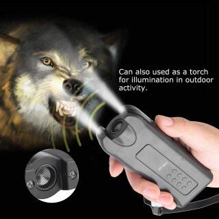 Máy Đuổi Chó Siêu Âm Đa Năng, Chống Barking Ngừng Sủa Huấn Luyện Devic thumbnail