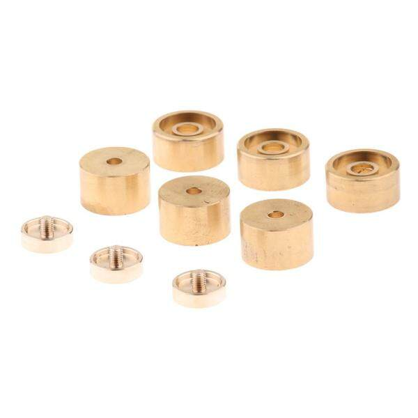 BolehDeals 1 Set Trumpet Repairing Part Finger Buttons for Musical Instrument Malaysia