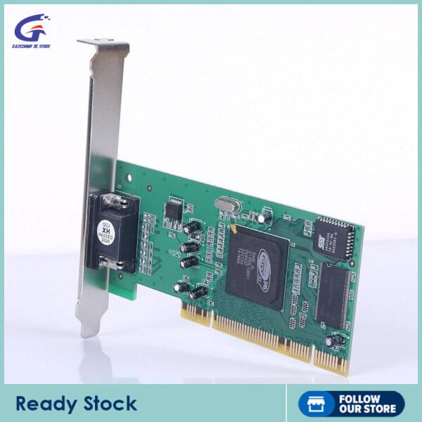 Bảng giá Gazechimp Thẻ Video PCI VGA 8MB ATI Rage XL, Card Đồ Họa 32Bit PCI Express 2.0 Phong Vũ