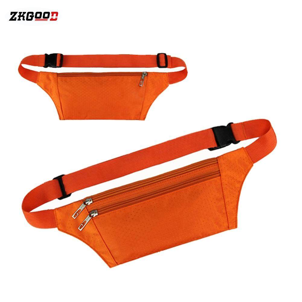 9ddaa54f7a65cf zkgood New Unisex Handy Outdoor Bags Travel Sports Pack Hiking Running Belt  Pack Leg Waist Bag
