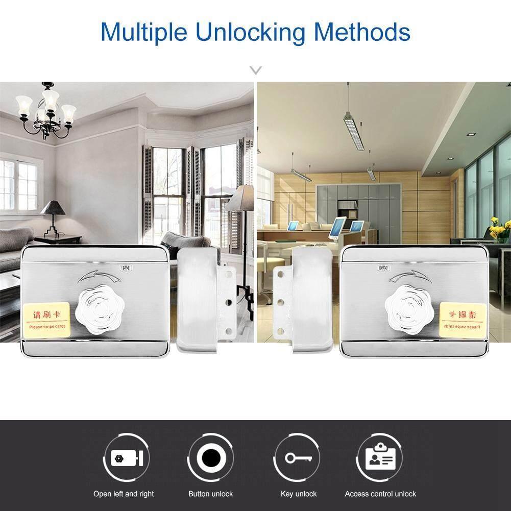 Qianmei IC Đầu Đơn Điện Tử Thẻ RFID Điện Tử Tích Hợp Thông Minh Khóa Cửa