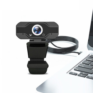 Webcam USB Web Cam HD 1080P Camera máy tính xoay 300 Megapixel có micrô cho Skype cho Android TV PC máy tính xách tay thumbnail