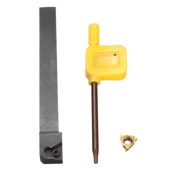 Dụng cụ tiện ren drillpro ser1010h11 với miếng chèn cacbua 11er A60-